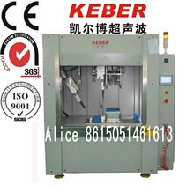 CE Approved Car Instrument Panel Ultrasonic Plastic Welding Machine (KEB-1204)