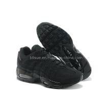 Chaussures de sport noir foncé avec chaussures