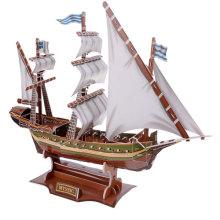 3D puzzle mystérieux navire