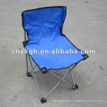small folding camping chair without armrest