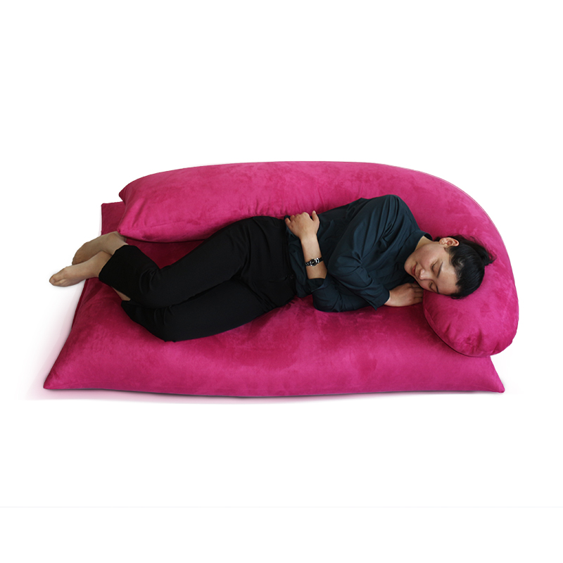 Bean Bag Hold Pillow Bean Bag For