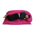 Bean Bag Hold Pillow Bean Bag för gravid