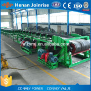 Rubber Belt Conveyor for Iron Ore Iron Sand Mill Scale Made in China