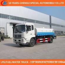 4X2 Watering Truck 10cbm 15cbm Wasser Sprüh LKW
