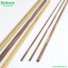 7ft6in mão 5wt Made Splitted Tonkin bambu Fly Rod em branco