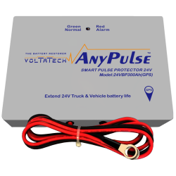 24V Trucks Battery Protector with GPS Track
