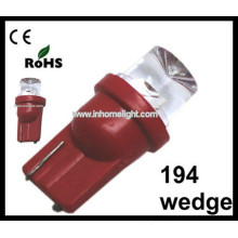 192 193 LED auto T10 bulbs DC12&24V