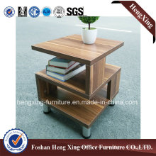 Small Size Melamine Living Room Coffee Table (HX-6M396)
