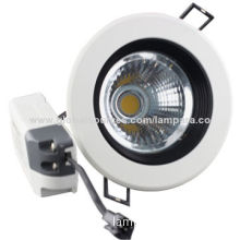 CE/COB/LED ceiling light, 3W An-ti shock, save energy, profession beam angle