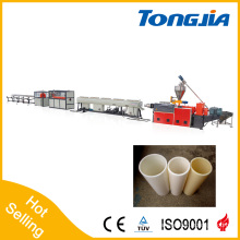 Hot Sale Automatic PVC Water Pipe and Thread Wire Pipe Extrusion Line