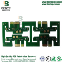 FR4 Tg135 Low Cost PCB 2-layers PCB ENIG