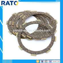 High quality and best price motorcycle clutch friction plates