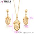 62728-Xuping Hight Quality Costume Jewelry Wholesale Jewelry Set