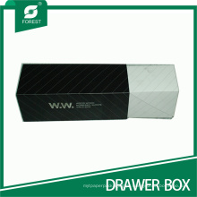 Duas Peças Folding Cardboard Drawer Box Atacado