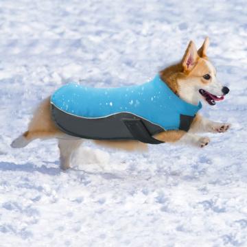 ماء الكلب جرو سترات معطف ملابس الحيوانات الأليفة