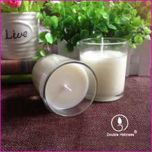 Soy Wax Home Decoration Luxo Scented Velas De Vidro