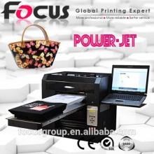 Power-jet dtg printer for bag