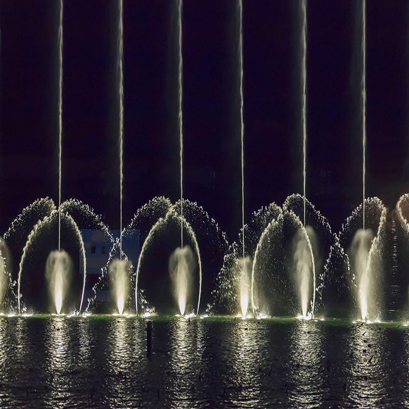 Geyser Jet Fountain