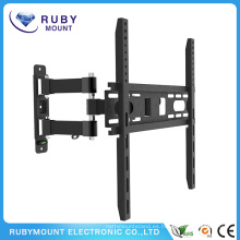 Soporte de montaje de pared de TV Full Articulating de alta calidad