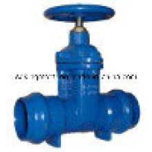 Cast Iron 125lbs Non-Rising Stem Flanges End Ball Valve