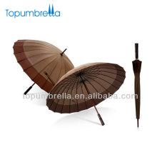 23 '' 24k melhor qualidade senhora bonita único guarda-chuvas