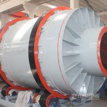 25-30t/h Quartz Sand Rotary Dryer