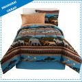 3 PCS Cotton Polyester Kids Bedding Comforter (set)