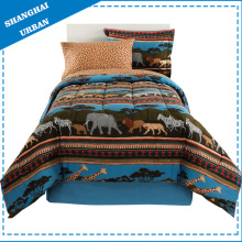 3 PCS Cotton Polyester Kids Bedding Comforter (set)