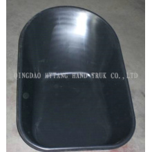 wheel barrow plastic tray