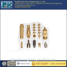 Präzision kundenspezifische Messing CNC-Bearbeitung Hardware-Montage