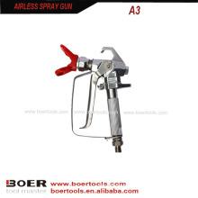 Venda quente Airless Spray Gun A3 tipo barato