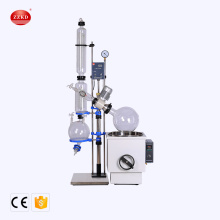 Large Essential Oil Distillation Equipment Rotary Evaporator