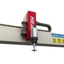 Machine à couper des médaillons en marbre à jet d'eau 4 axes CNC