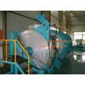 Machine de soudure à l'extrémité de la chaleur Fusion Hydraulique HDPE