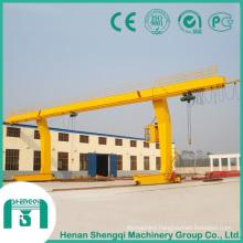 Electric Hoist Gantry Crane with Capacity 10 Ton