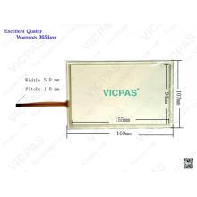 6AV2124-0GC01-0AX0 HMI TP700 COMFORT Touchscreen-Panel