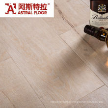 Carb Standard Light Color Ce Approved V-Gro0ve Laminate Flooring