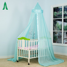 Blue Baby Crib  Bed Canopies