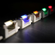 OEM гирлянда во главе полосы оптовой festoon привело полоса RGB фестон полосы