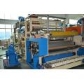 Jumbo Yield 1500mm Multi-layers Stretch Film Machine