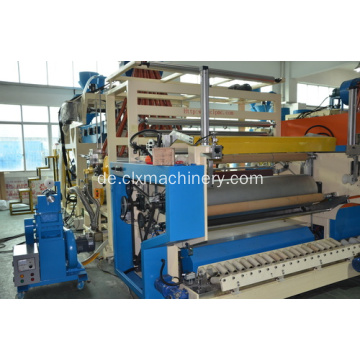 Truely High Capacity Stretch Film Einheit