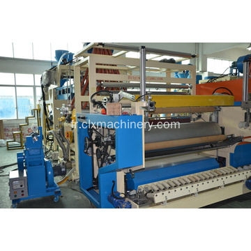 Truely High Capacity Film Stretch Machine