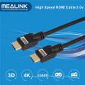 Cable HDMI 2.0 con chapado en oro Compatible con Ethernet 2160p 18 gbps, 3D 1.4 4k