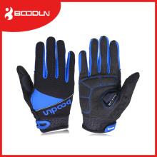 Professionelle Custom Full Finger Radfahren Fahrrad MTB Fahrrad Handschuhe