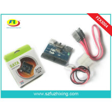 IDE SATA bidirectional converter card by switch