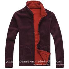 Мужская спортивная наружная куртка из флиса