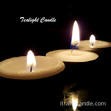 Nuovo design Esporta a Singapore 12g Tealight Candle