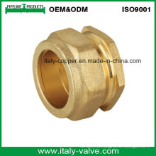 OEM y ODM Calidad de latón de parada de compresión final (AV70030)
