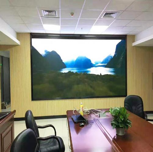 Indoor Led P4 Screen