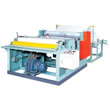 Машина для производства бумажных рулонов кухонной бумаги